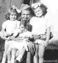 Elbert Pope, Johanna & cousins