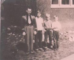 Winford, Charles, James and Larry Leach
