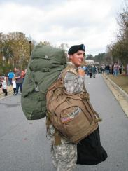 Off to Ft Hood, TX
