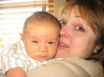 Brodie & Grammy Shell March 2007
