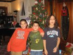 Cousins - Esteban, Sam and Austin Christmas 2005