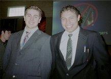 Ben and Tony 2004