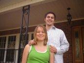 Rachel and Ben 2006