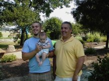 Ben, Brodie and Pete 2007