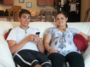Esteban and Alex 2010