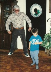 Ben 1992 Dancing with Tata