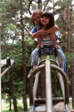 1993 Camping Arkansas
