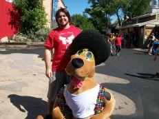 Ben and Scooby Doo 2012