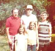 GpaClarence Travers, Larry (my dad) Grma Margaret Travers