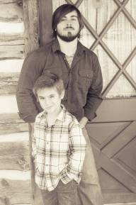 Brodie and Dad