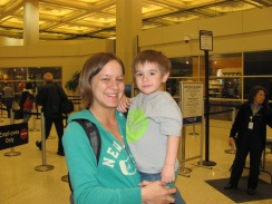 Rachel and Brodie March 2010