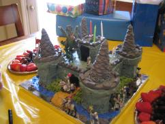 Brodie's castle cake