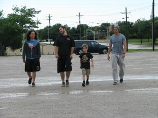 Ft Hood, Texas